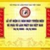 Lễ Kỷ niệm ngày Truyền thống Võ phái Võ Lâm Phật Gia Việt Nam 1-5 năm 2016