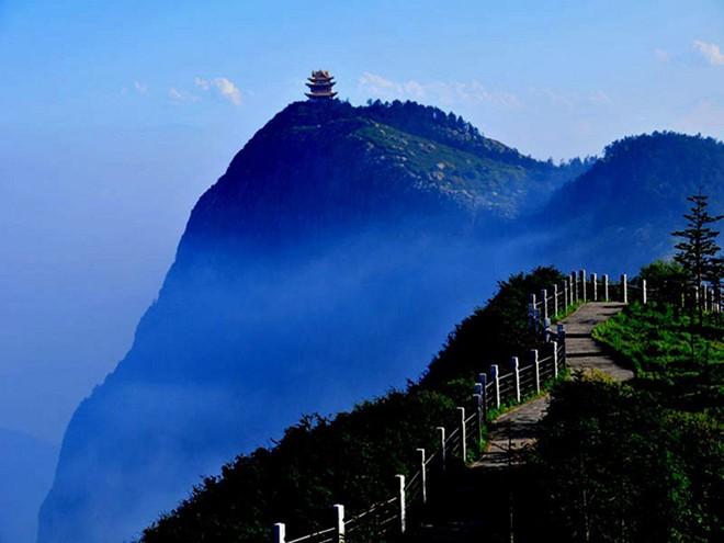 Cảnh đẹp Nga Mi Sơn